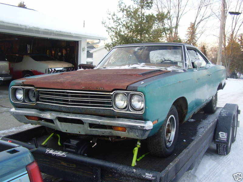 1970 plymouth roadrunner for sale craigslist