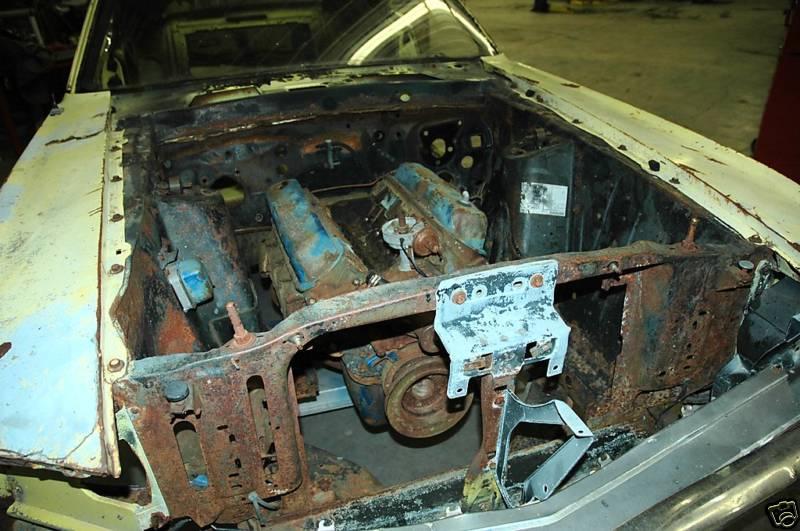 1970 Boss 302 Mustang  RustingMuscleCarscom