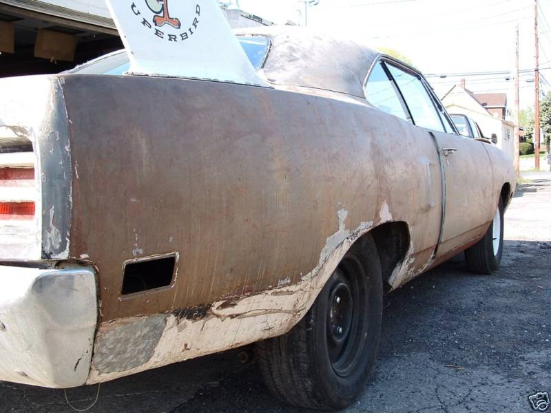 gto project for sale