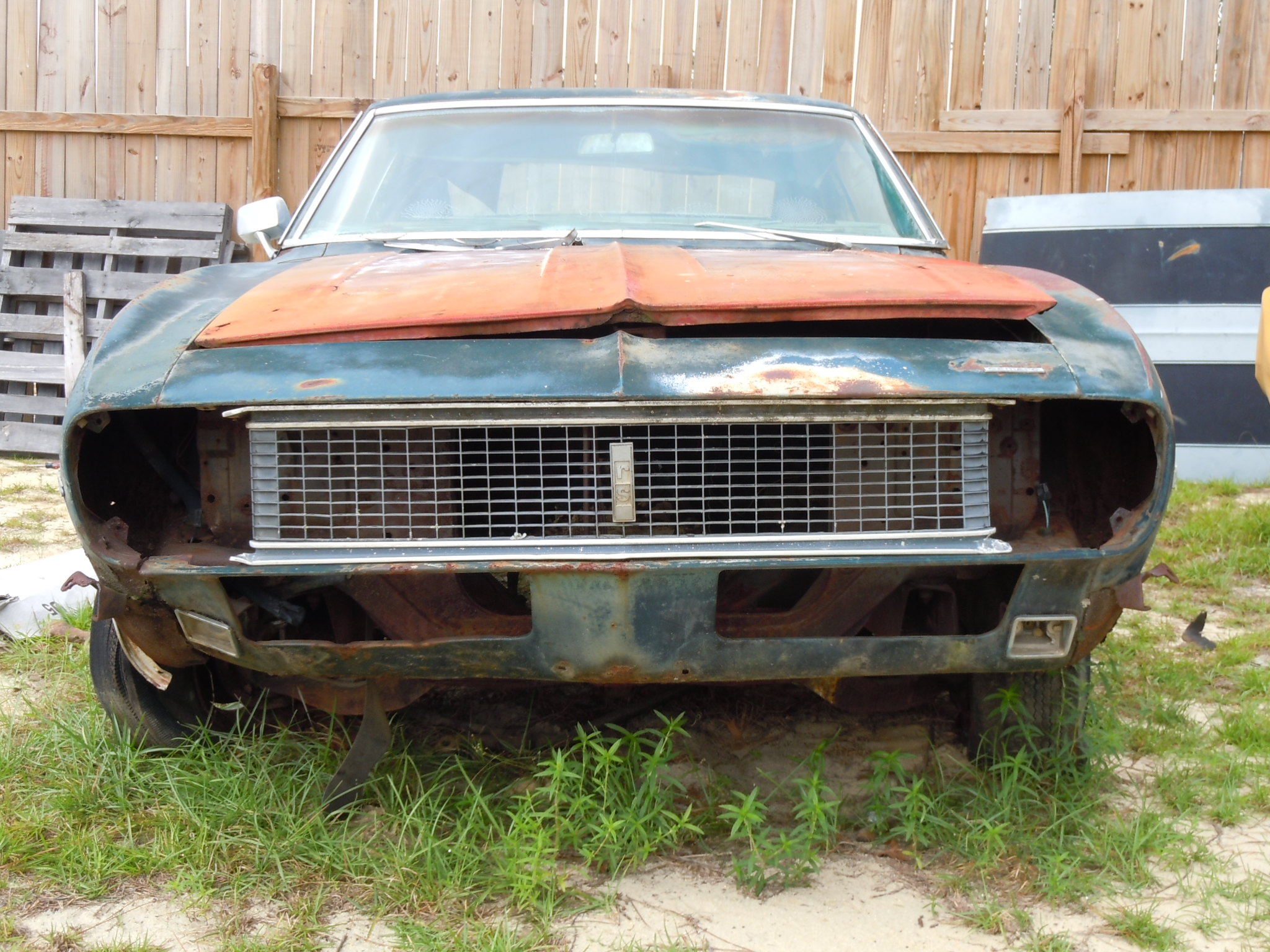 1969 Chevy Camaro Project For Sale On Craigslist Autos