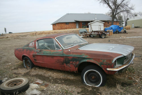 67 Mustang Fastback Craigslist Extravital Fasion