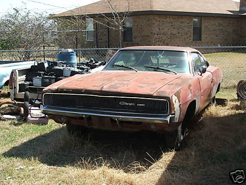 Rustingmusclecars Com 187 Blog Archive 187 1968 Dodge Charger