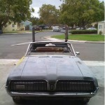 1968 Cougar Convertible for sale 01