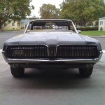 1968 Cougar Convertible for sale 04