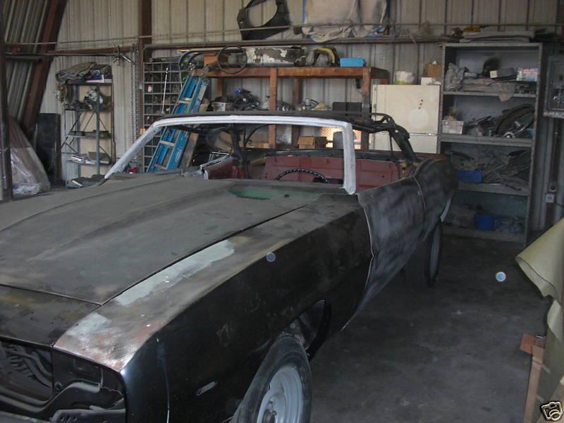 Rustingmusclecars Com 187 Blog Archive 187 1969 Camaro Indy