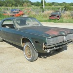 1968 Cougar XR7 X-code for sale 02