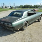 1968 Cougar XR7 X-code for sale 03