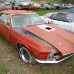 Huge Mustang Junk Yard for Sale 14