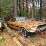 1968 California Special Mustang for sale