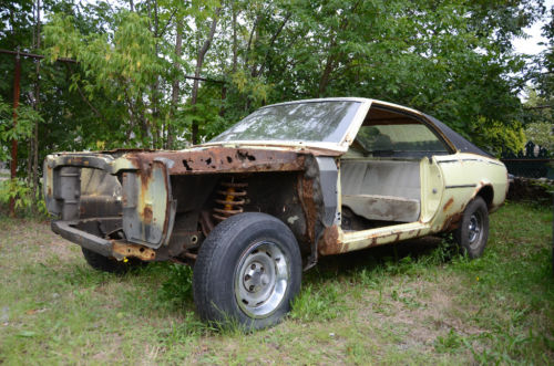 Amc Javelin Amx Hood Craigslist | Autos Post
