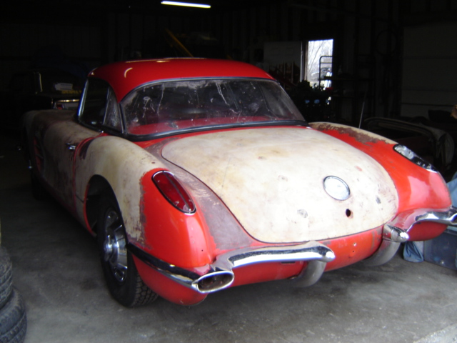1961 Chevy Project For Sale | Joy Studio Design Gallery ...