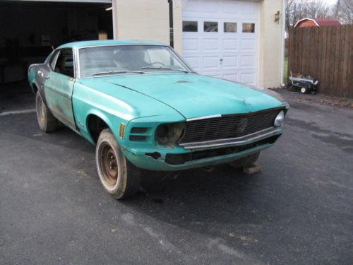 1969 Amp 1970 Mustangs For Sale Now On Ebay