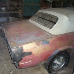 1968 Shelby Clone Barn Find for sale 02