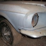 1968 Shelby Clone Barn Find for sale 05
