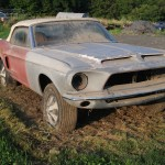 1968 Shelby Clone Barn Find for sale 08