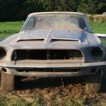 1968 Shelby Clone Barn Find for sale 11
