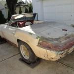 64 Corvette barn find04