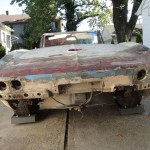 64 Corvette barn find07
