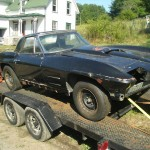 1963 Corvette Convertible for sale 01