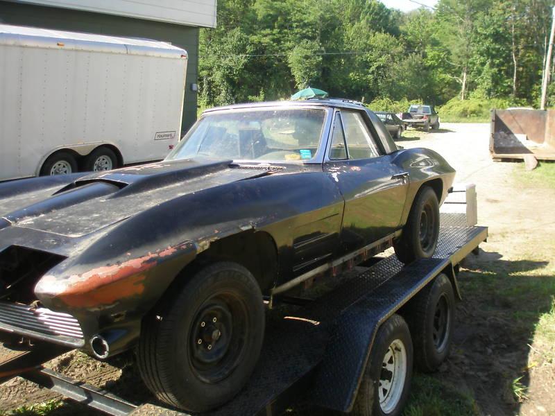 1963 corvette convertible for 1963 split window corvette for sale in canada