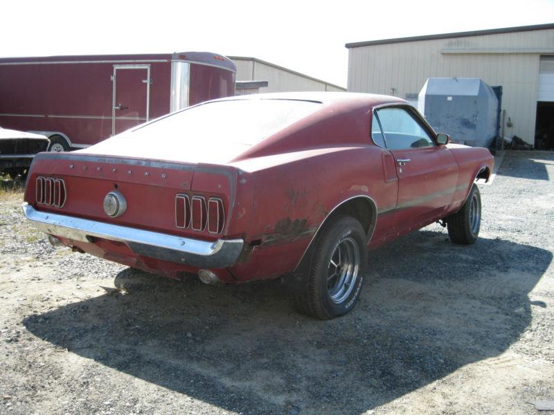 RustingMuscleCars.com » Blog Archive » 1969 Mustang Cobra Jet