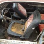 68 mustang 390 GT fastback 12