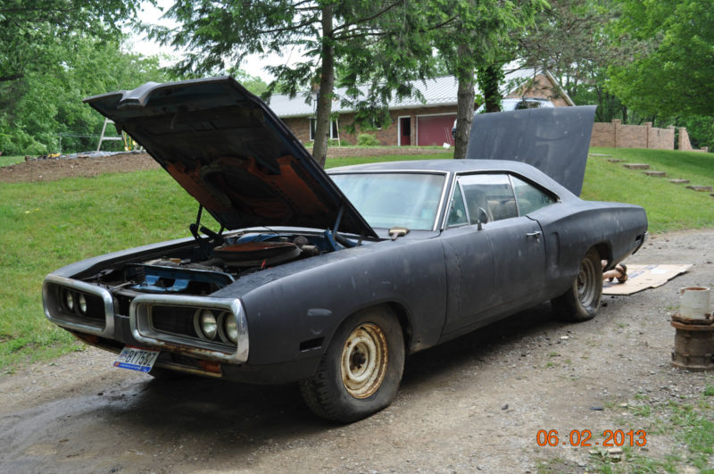 RustingMuscleCars.com » Blog Archive » 1970 Dodge Superbee ...