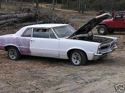 Rustingmusclecars Com Blog Archive 1965 Gto