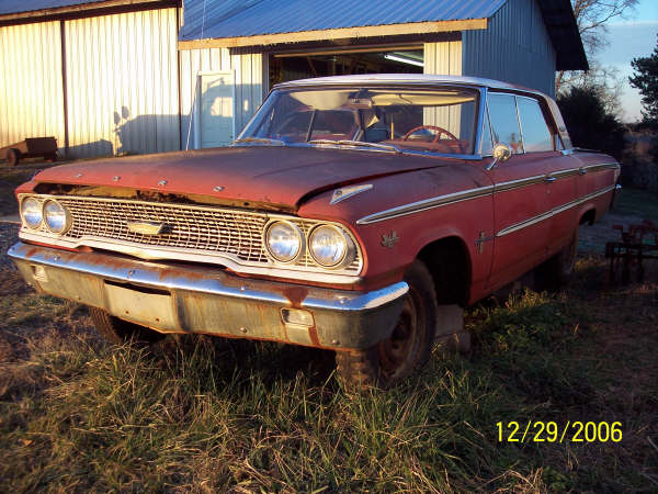 1963 Ford Galaxie 427 Value ✓ Ford is Your Car