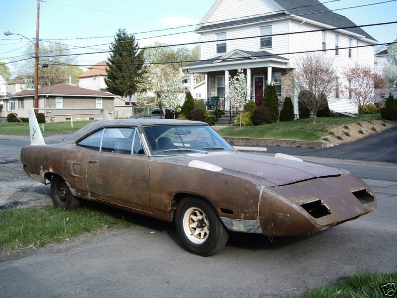 Good Cheap Project Muscle Cars