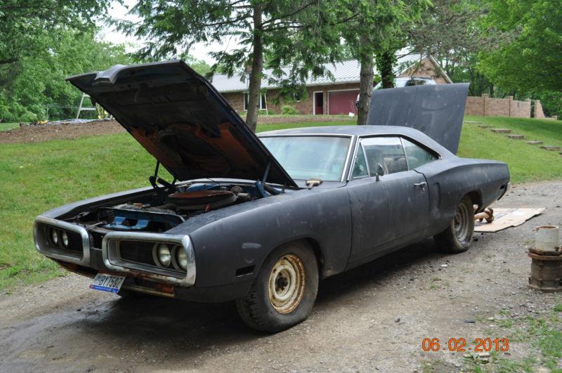 Rustingmusclecars Com Blog Archive 1970 Dodge Superbee 383 Ho